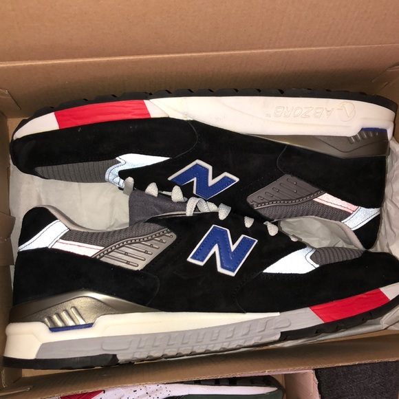 new concept 51d17 dff11 Multi color 998 USA ABZORB New Balance